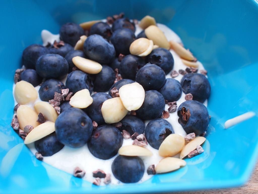 Gezond en lekker ontbijten met kwark