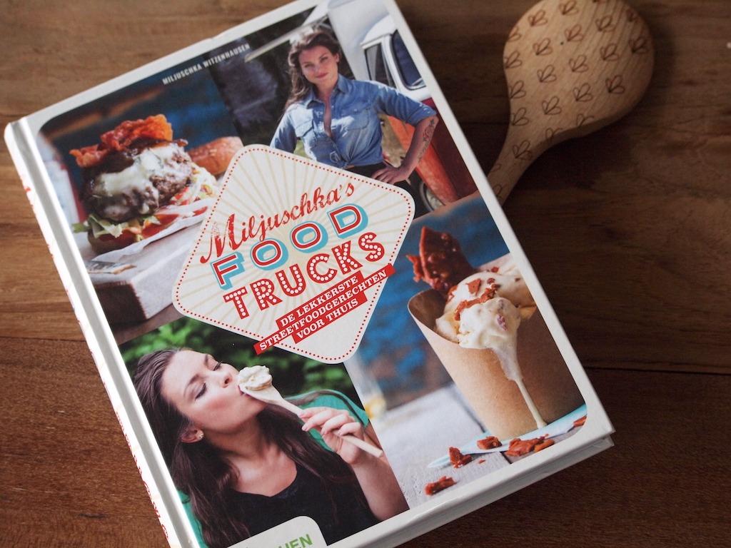 Review kookboek miljuschka food trucks kaft