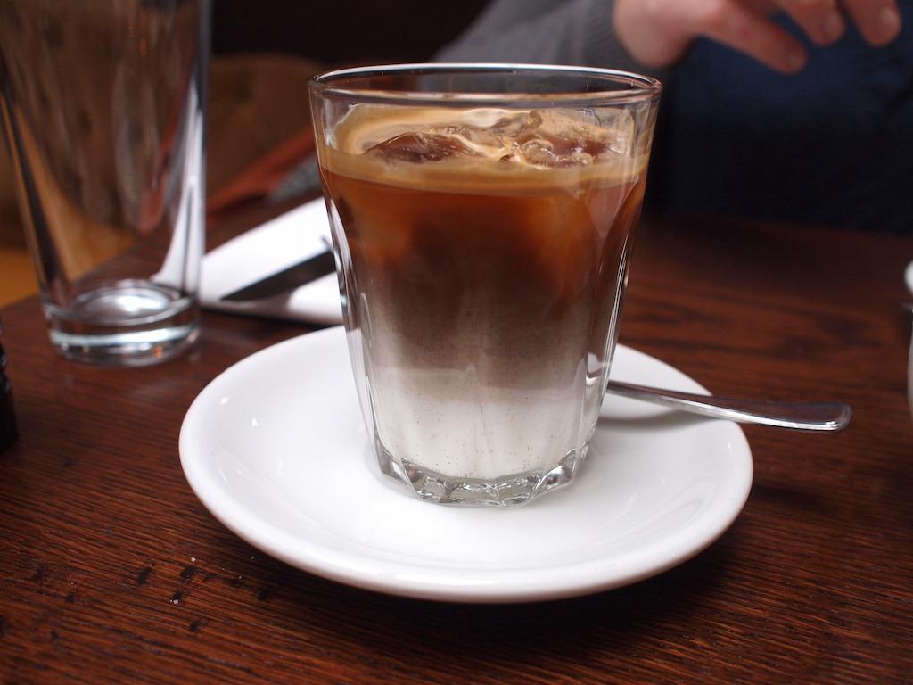 Restaurant Hoxton hotel Lotti's koffie