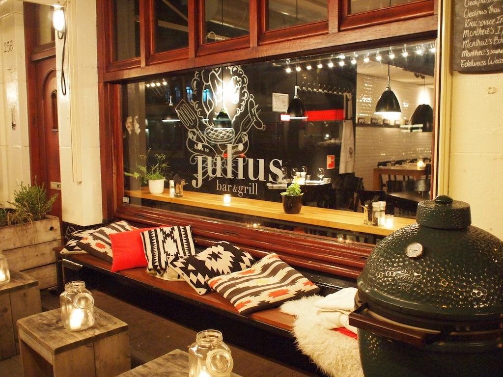 Recensie Julius Bar & Grill Amsterdam Zuid