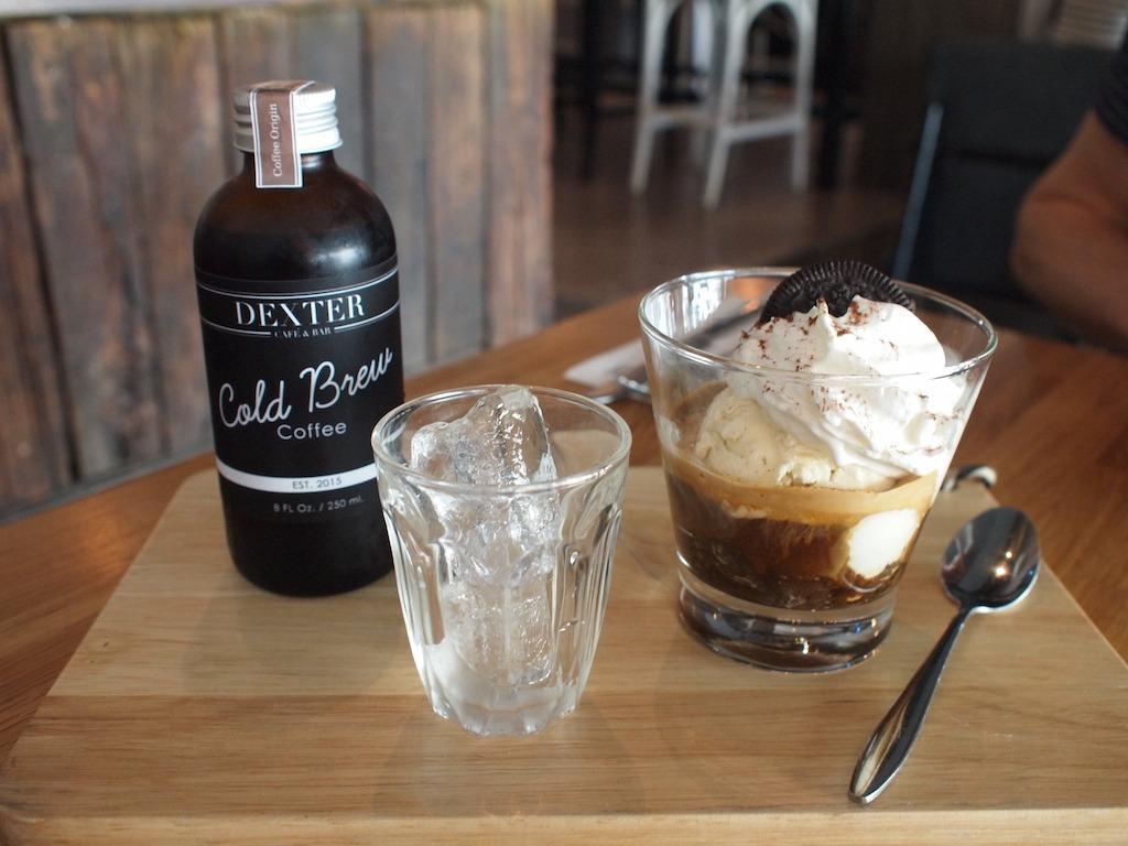 Hotspot Bangkok Siam Sathorn Silom Dexter Cafe Cold brew