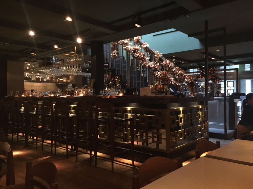 Aziatisch restaurant Centrum Amsterdam Ron Gastro Oriental Bar