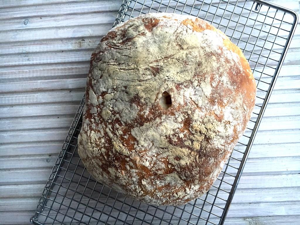 Recept brood zonder kneden