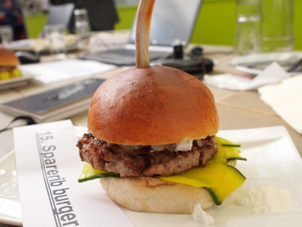 De lekkerste hamburger van Nederland 2016