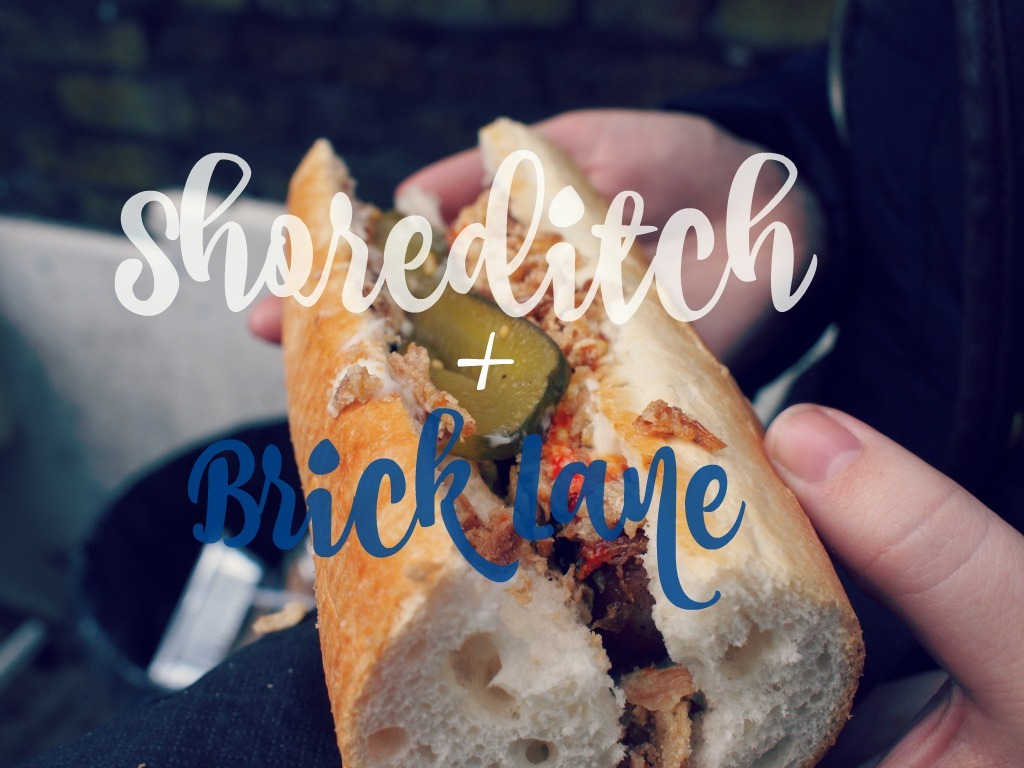 Shoreditch Brick Lane hotspots favorietes