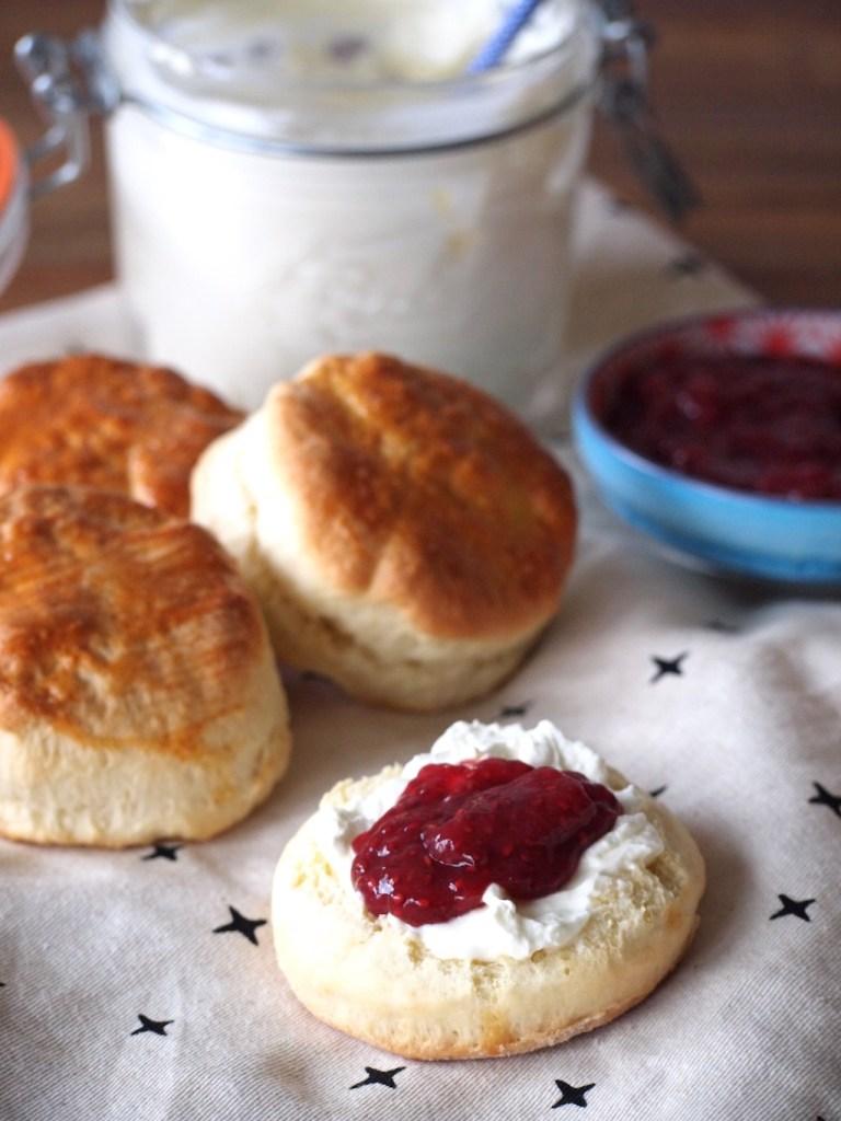 Recept makkelijke scone's
