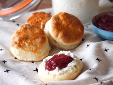 Recept makkelijke scones