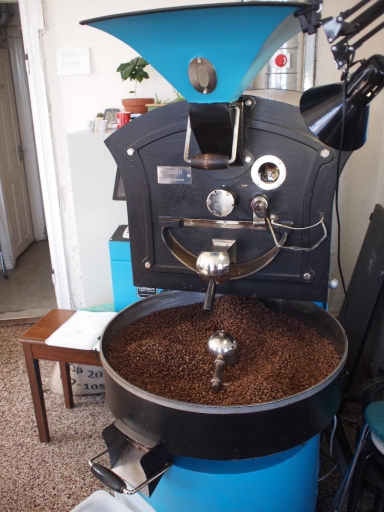 Koffie hotspot reykjavik Roasters
