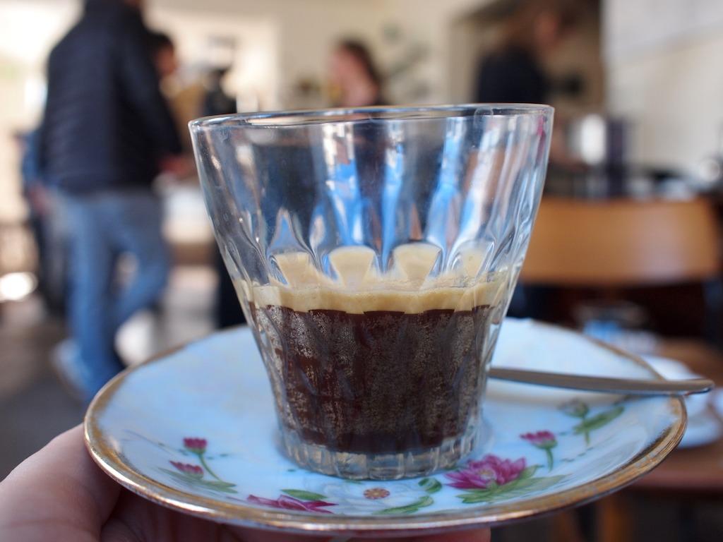 Koffie hotspot reykjavik Roasters Coffee