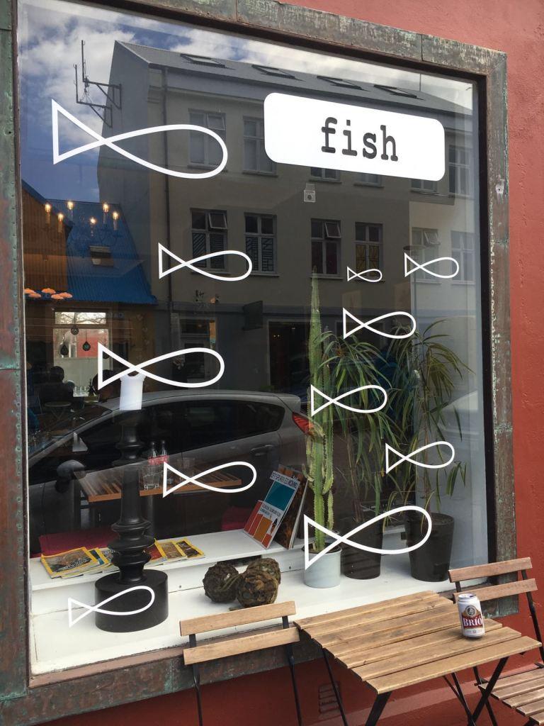 Fish & more reykjavik