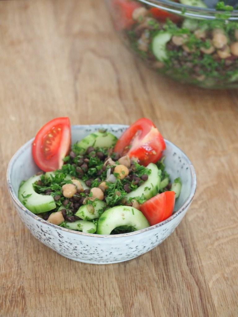 Salade weekoverzicht