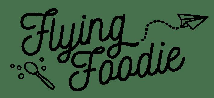 Flying Foodie Logo