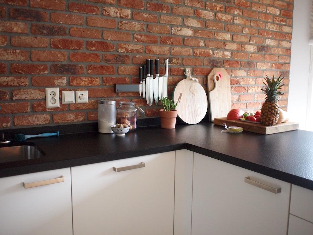 FF opgeruimde keuken