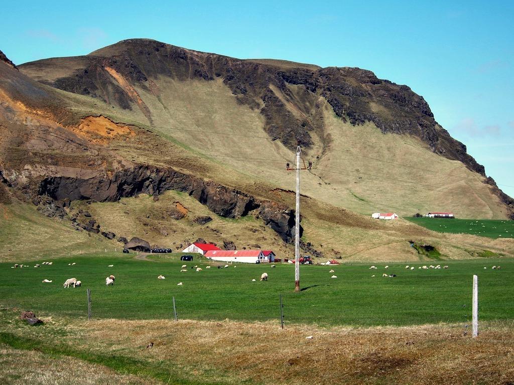 Reisverslag IJsland Vik