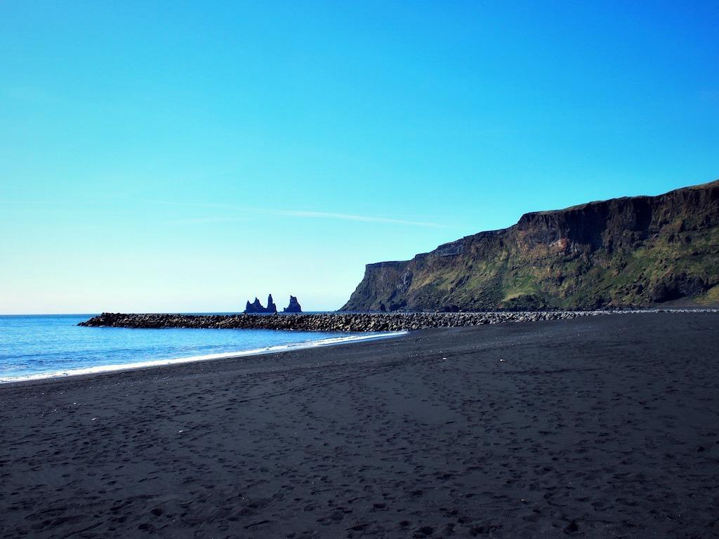 Reisverslag IJsland zwarte stranden Vik