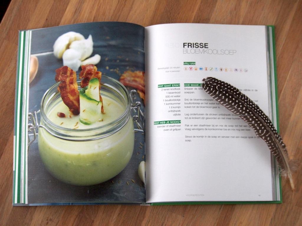 Review Foodless Carlijn Broring allergievrije recepten