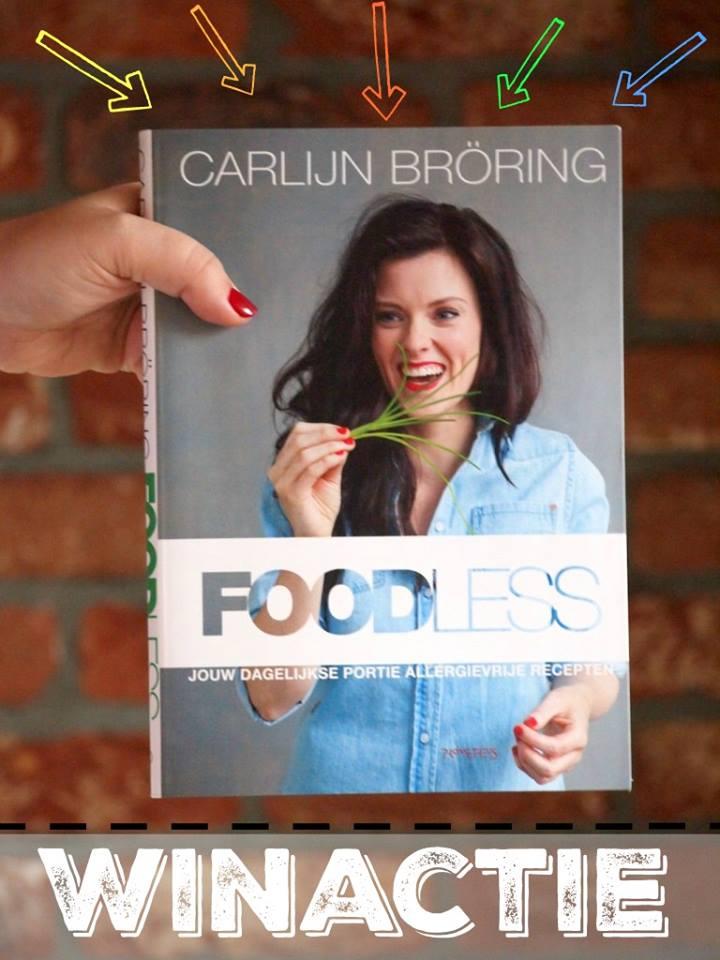 Winactie Foodless Kookboek
