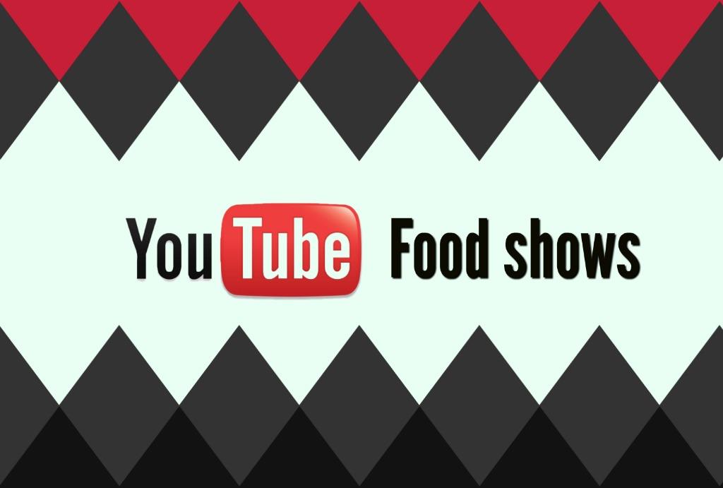 YouTube Food shows logo