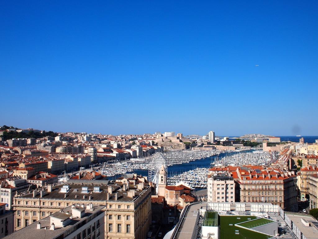Overnachten in Marseille met mooiste uitzicht