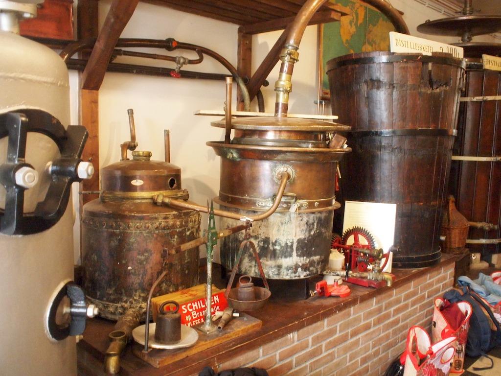 Van Kleef likeur brouwerij
