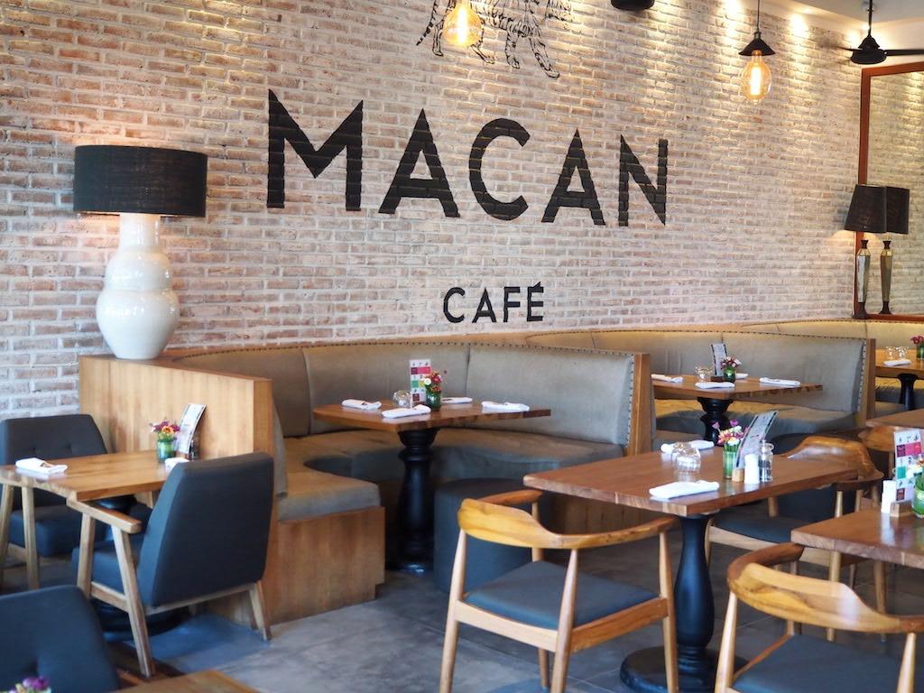 Macan Cafe Cangu Bali