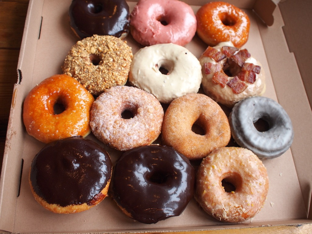 Union Square donuts Boston