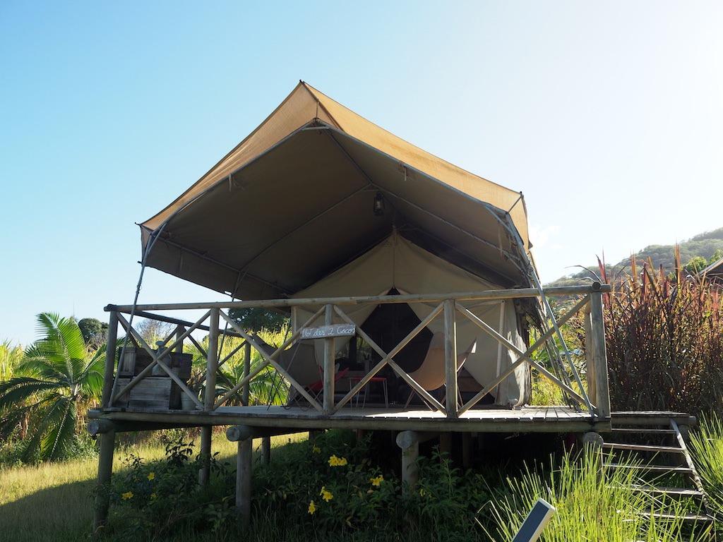 Otentic luxe kamperen mauritius