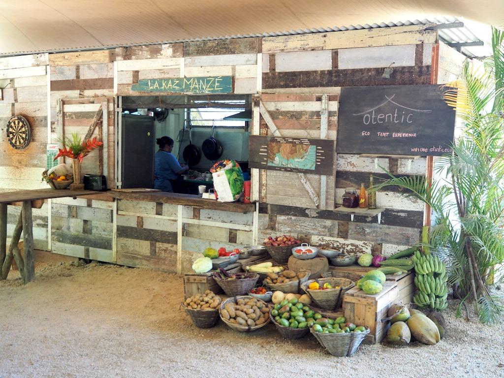 Otentic Mauritius keuken