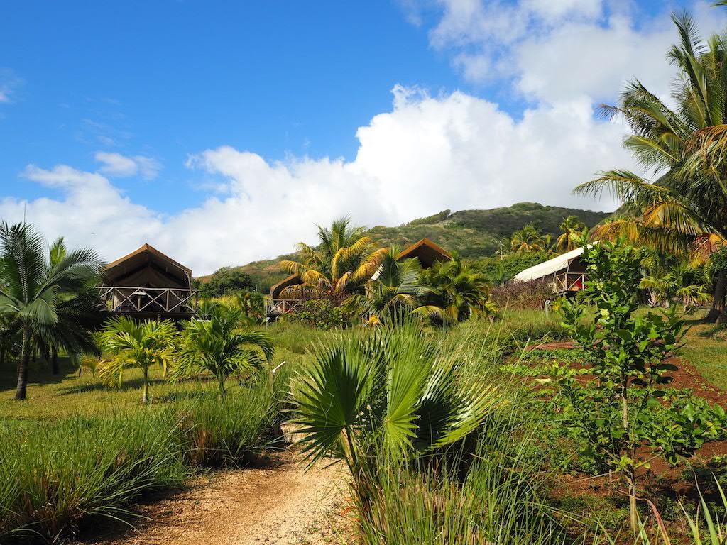 Otentic Mauritius eco camping