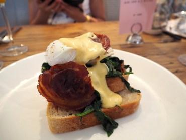 eggs benedict florent utrecht
