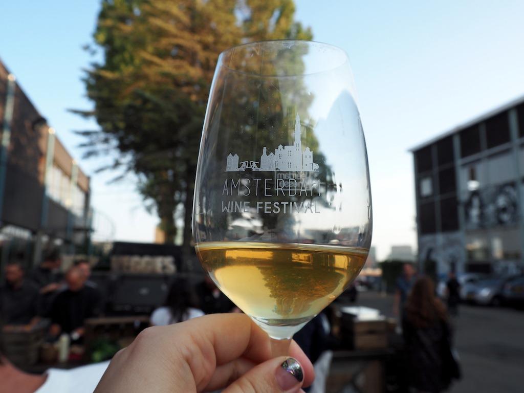 Amsterdam Wine Festival 2018