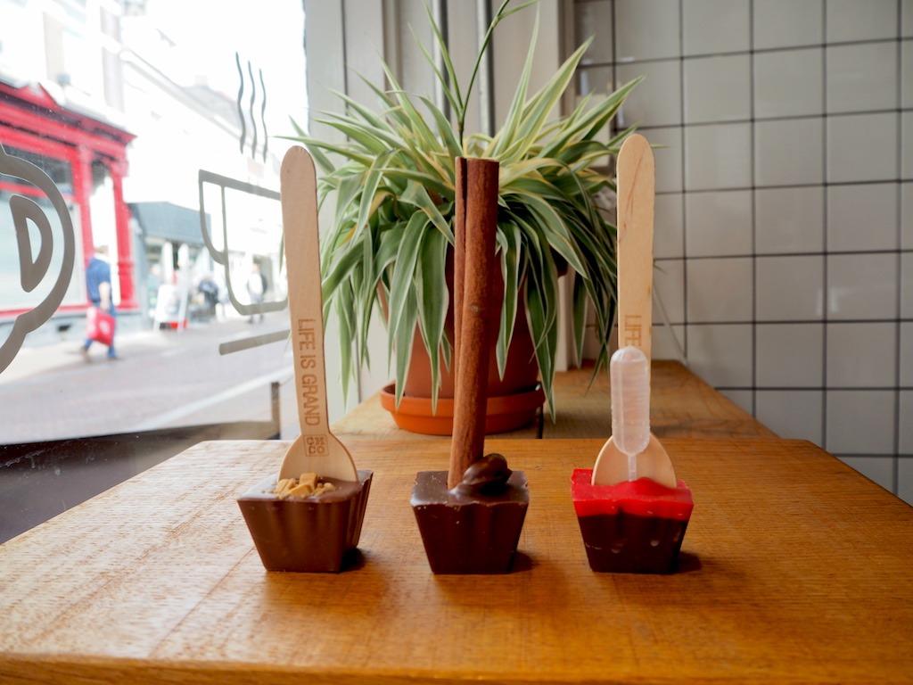 Choc Spoons Chocolate company