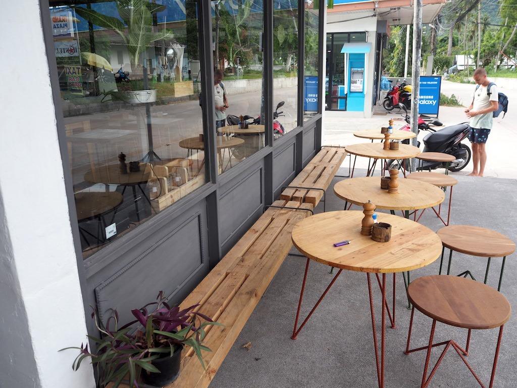 Factory Cafe Vegan Brunch Koh Tao