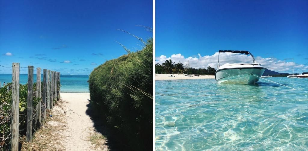 Pointe d' Esny Mauritius
