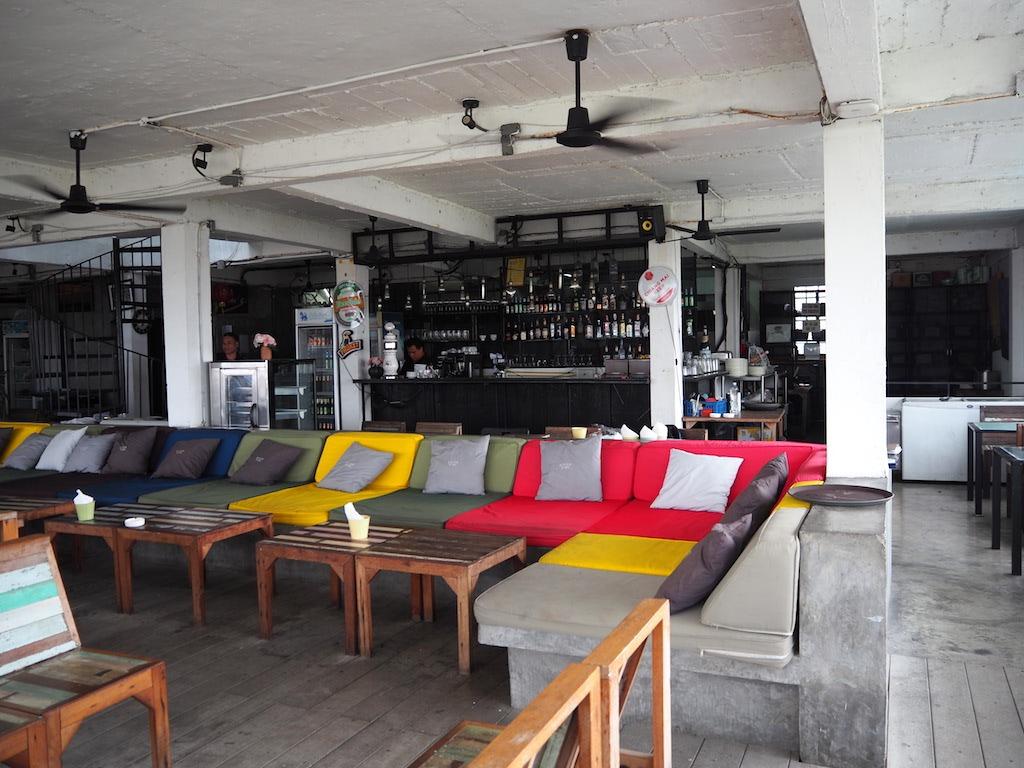 River View Guesthouse rooftopbar Bangkok