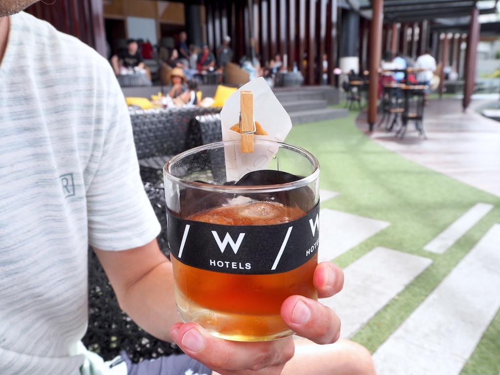 Rum cocktail ko Samui