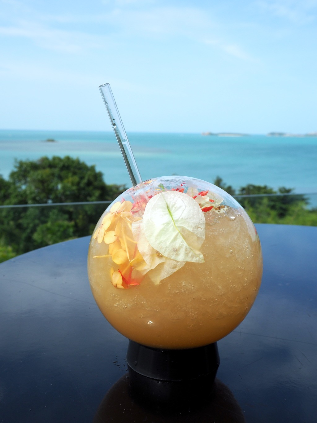 Perfect Cocktail at woobar Samui