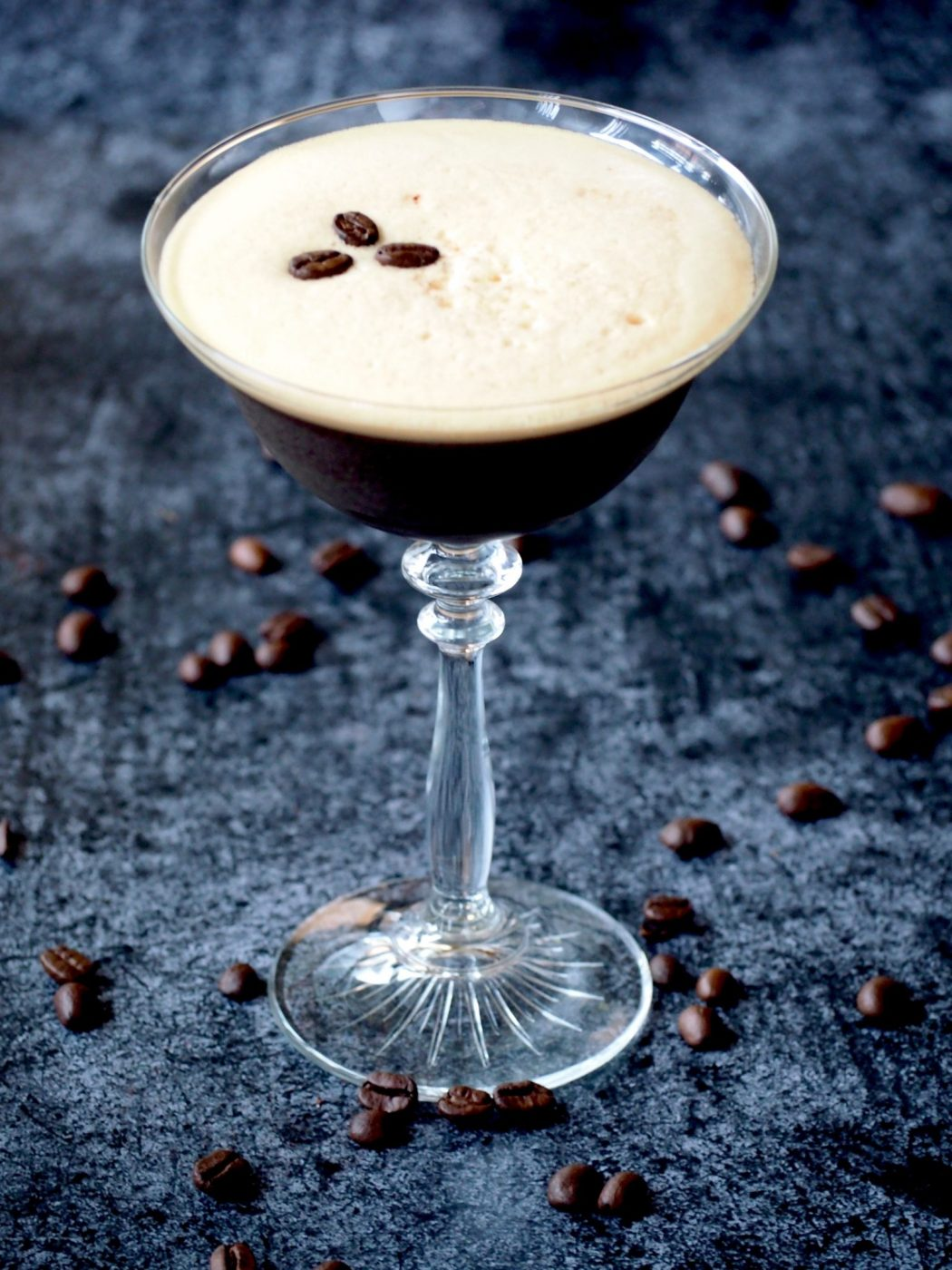 Espresso Martini koffie cocktail