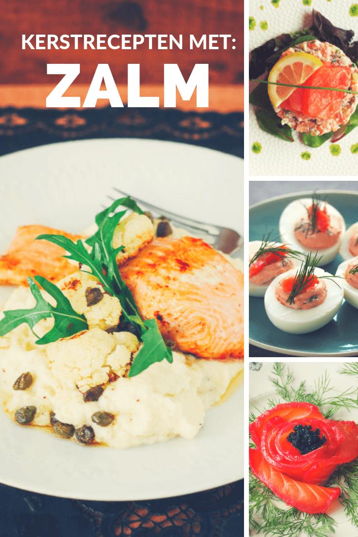 Kerstrecepten met Zalm