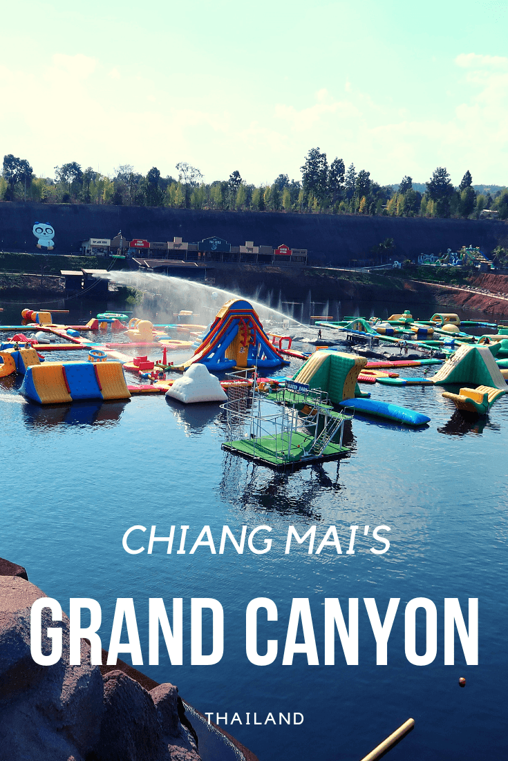 Chiang Mai Grand Canyon Thailand