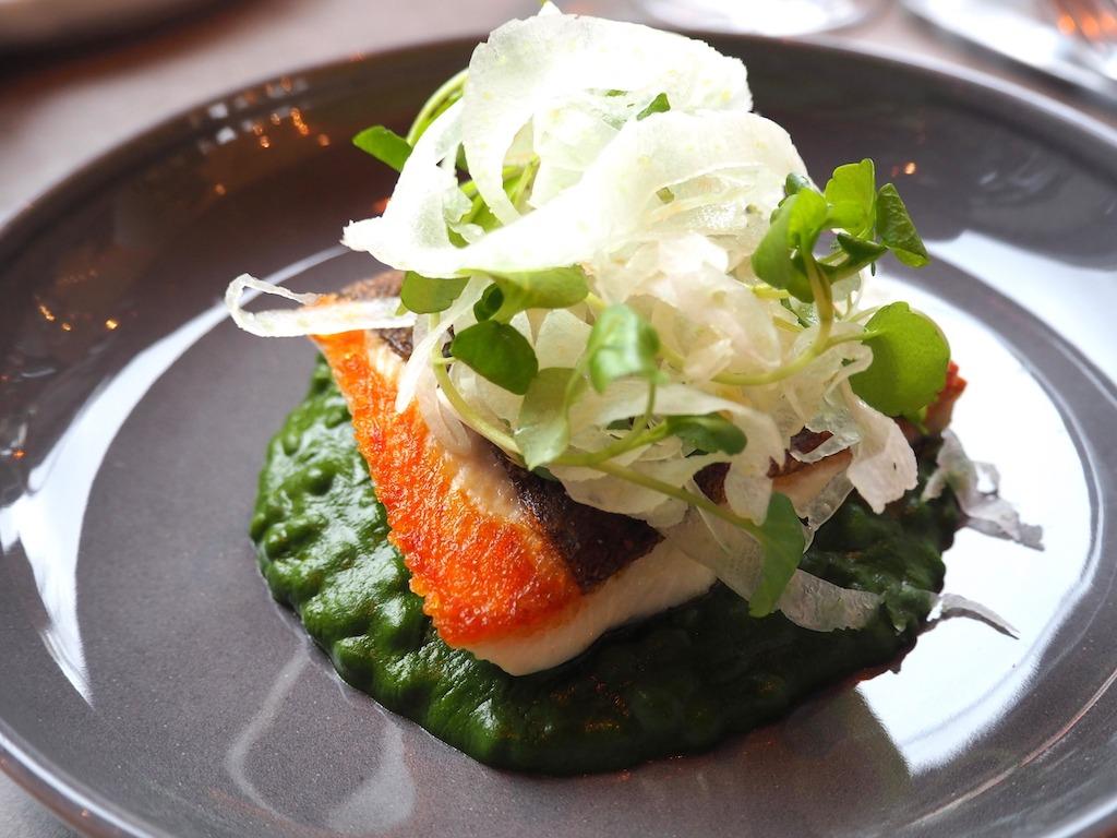 Vis Persijn Amsterdam restaurant