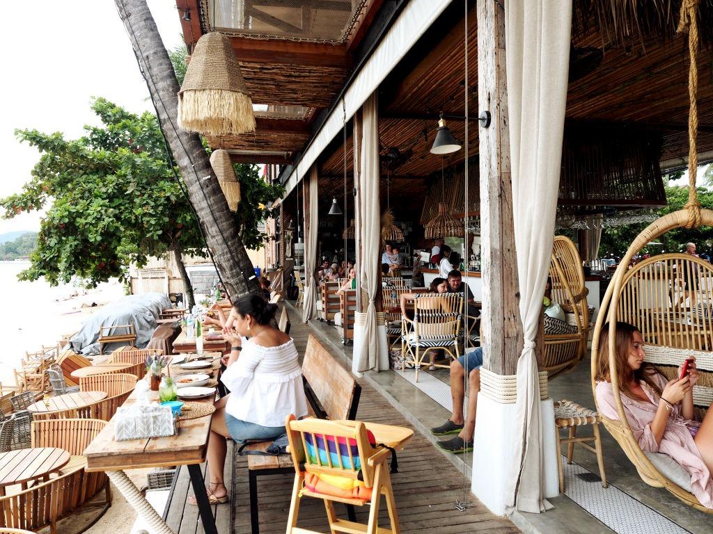 Ko Samui Beach Bar