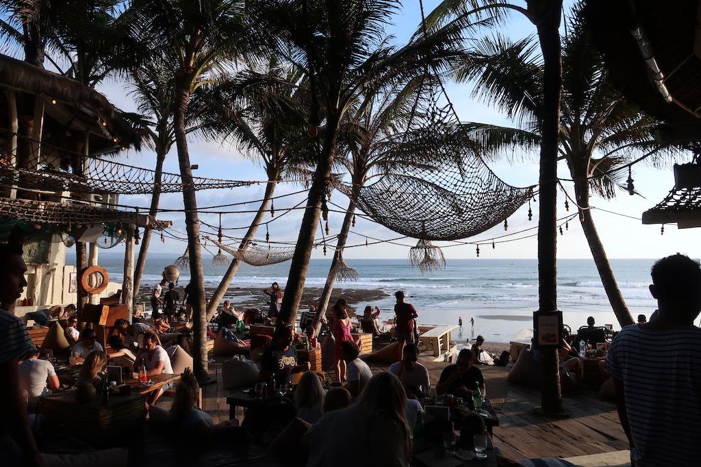 La Brisa beachclub Bali