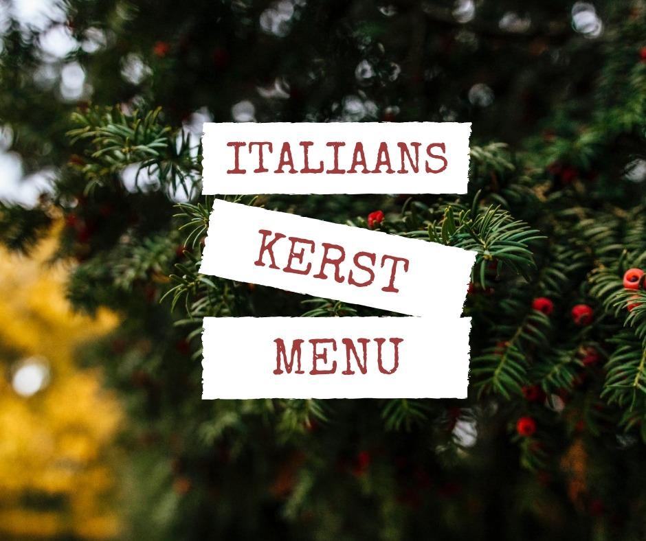 Italiaans Kerstmenu