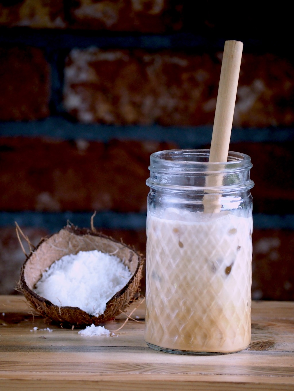 coconut ice coffee