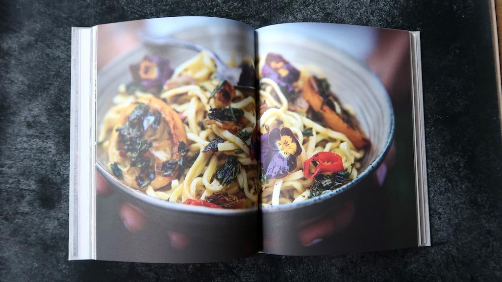 Foto extra vierge kookboek
