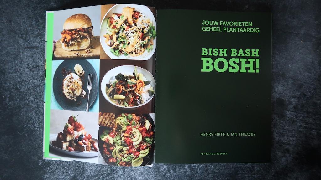 kookboek bish bash bosh