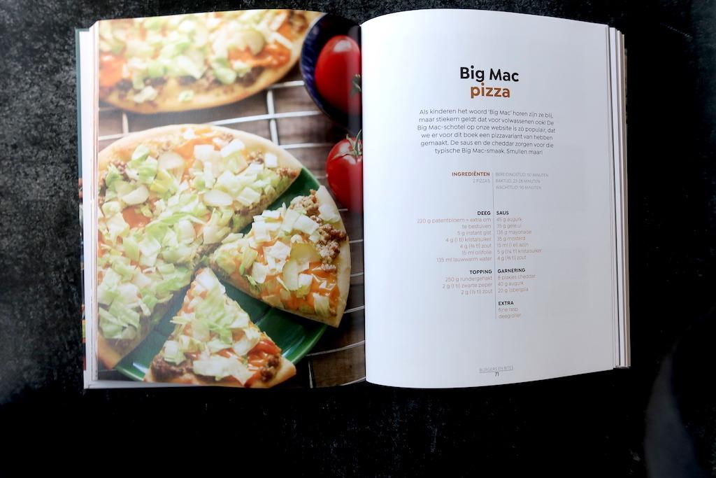 kookmutsjes big mac pizza recept