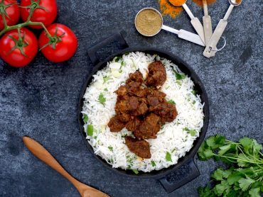 simpele Beef curry