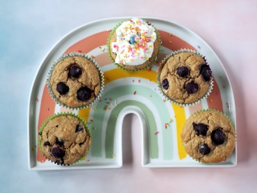 Babyproof cupcake recept